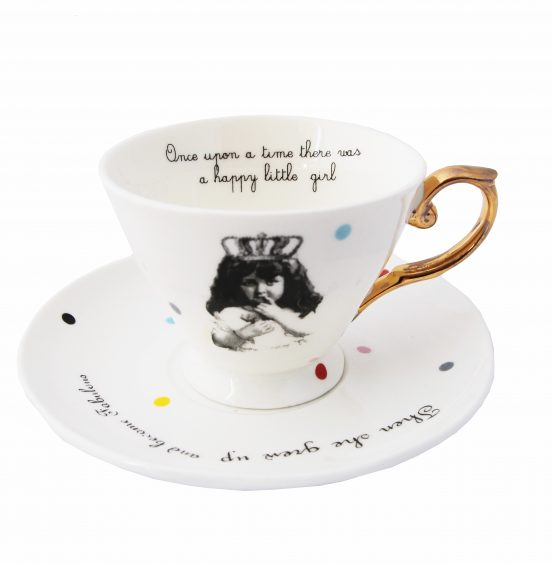 Once upone a time tea cup