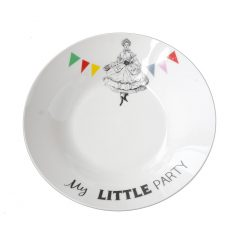 "Soup plate "" My little party"""