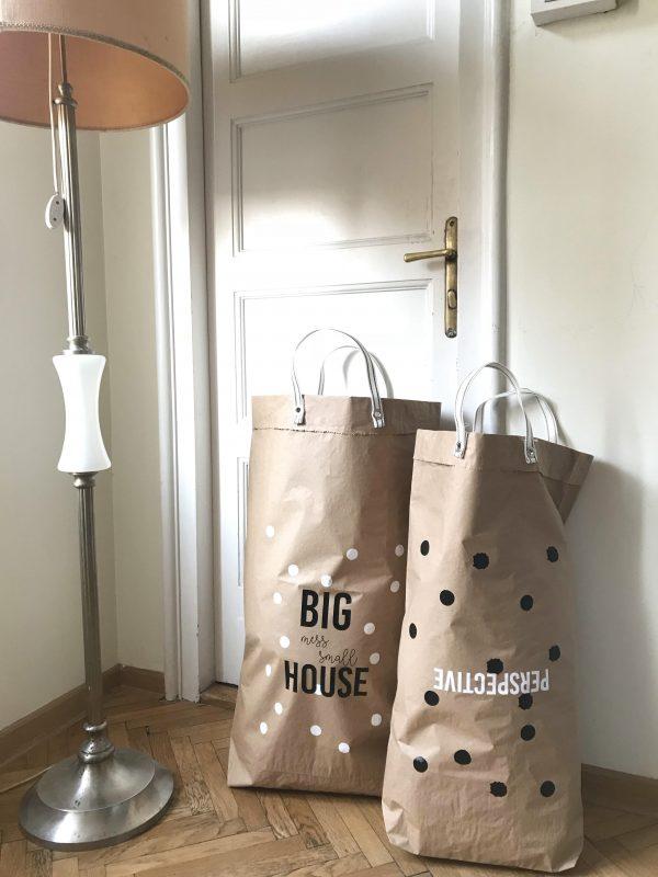 storage bags XL, L