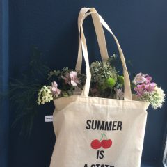 Tote bag Summer 1