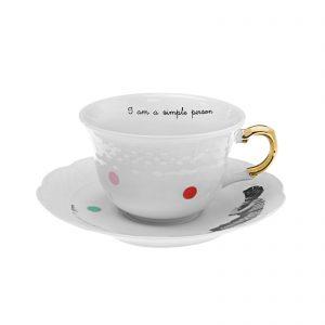 tea porcelain cup
