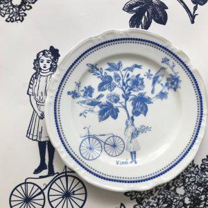 Kind plate