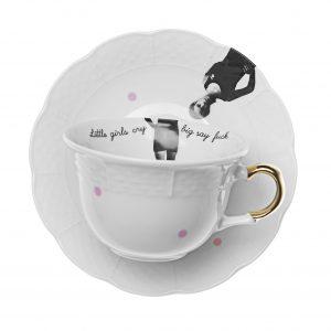 Little Girls Teacup
