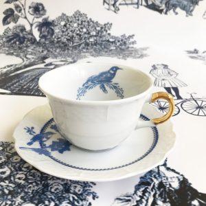 Like a Bird teacup