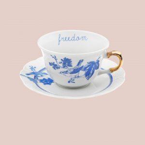 Freedom teacup