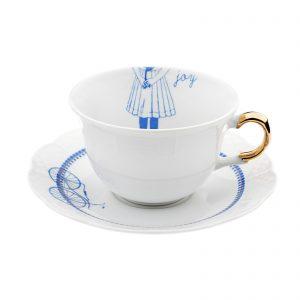 Joy tea cup