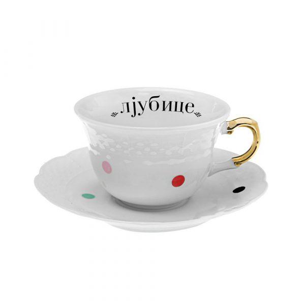 Ljubice teacup