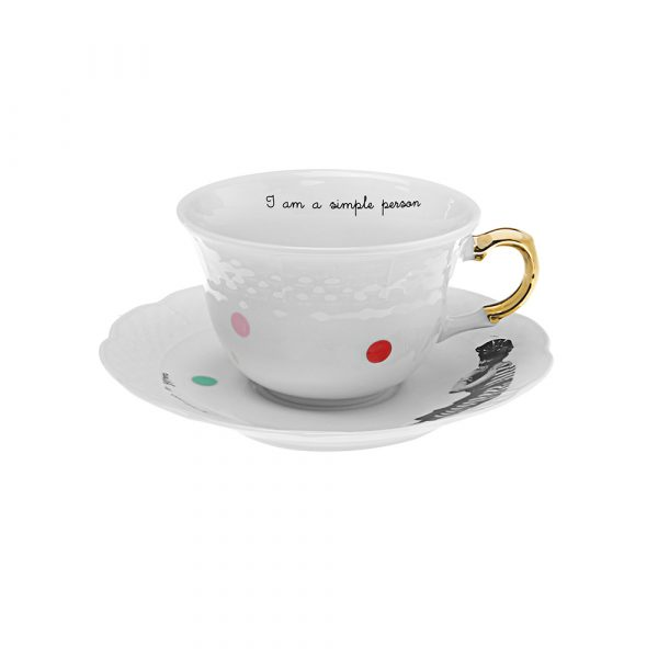Simple Complicated Teacup